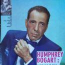 Humphrey Bogart - Cine Tele Revue Magazine Pictorial [France] (7 October 1965) - 454 x 582