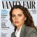 Felicity Jones for Vanity Fair US Magazine (October 2018)