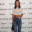 Chloe Bridges – Tadashi Shoji Fashion Show in NYC - 454 x 680