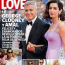 George Clooney and Amal Alamuddin - 454 x 618