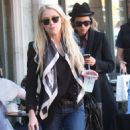 Amber Heard Out To Lunch In West Hollywood, 10 February 2010