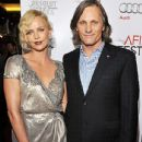 Charlize Theron and Viggo Mortensen