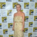 "Kaley Cuoco: ""The Big Bang Theory"" Press Room during Comic-Con International 2012 held at the Hilton San Diego Bayfront Hotel in San Diego"