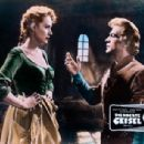 Maureen O´Hara And George Nader In Lady Godiva Of Coventry (1955)