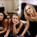 Mia Kirshner, Dominique Swain, and Meredith Monroe in New Best Friend - 454 x 340