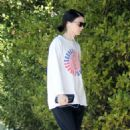 Rooney Mara – Out for a hike in LA
