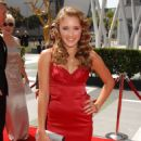 Emily Osment - Sep 13 2008 - 60th Primetime Creative Arts Emmy Awards, LA