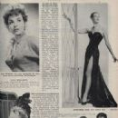 Mary Murphy - De Lach Magazine Pictorial [Netherlands] (22 April 1955)