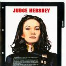 Diane Lane as Judge Hershey in Judge Dredd - 404 x 467