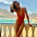 Camila Banus in Swimsuit - 454 x 568