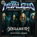 Dave Mustaine - Metalized Magazine Cover [Denmark] (December 2015)