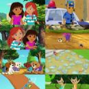 Dora and Friends: Into the City!  -  Publicity