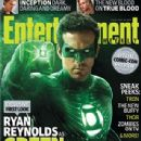 Ryan Reynolds - Entertainment Weekly Magazine [United States] (23 July 2010)