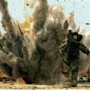 JEREMY RENNER stars in THE HURT LOCKER. Photo: Courtesy of Summit Entertainment