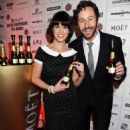 Chris O'Dowd and Dawn Porter - 454 x 682