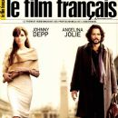 Angelina Jolie, Johnny Depp - le film francais Magazine Cover [France] (5 November 2010)