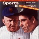 Casey Stengel - Sports Illustrated Magazine Cover [United States] (2 March 1964)
