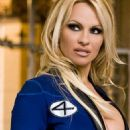 Pamela Anderson as the Invisible Girl in Superhero Movie - 454 x 1204
