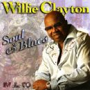 Willie Clayton Album - Soul & Blues