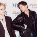 Gale Harold and Randy Harrison - 430 x 400