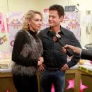 Donny Osmond and Kym Johnson at Millions of Milkshakes