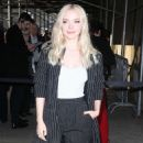 Dove Cameron – Arrives at the Michael Kors show in New York