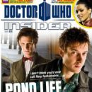 Doctor Who - Doctor Who Insider Magazine Cover [United States] (3 November 2011)