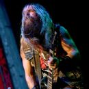 Musician Zakk Wylde performs during the Ozzy Osbourne and Corey Taylor special announcement at the Hollywood Palladium on May 12, 2016 in Hollywood, California - 438 x 600