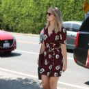 Melissa Benoist: Out And About In Los Angeles