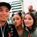 Ariana Grande – Harry Potter World in California