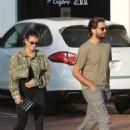 Sofia Richie in Tights – Out in Malibu