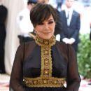 Kris Jenner – 2018 MET Costume Institute Gala in NYC - 454 x 680