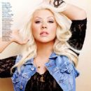 Christina Aguilera - Lucky Magazine Pictorial [United States] (October 2012)