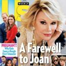 Joan Rivers - US Weekly Magazine Pictorial [United States] (11 September 2014)