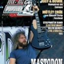 Troy Sanders - Popular 1 Magazine Cover [Spain] (October 2011)