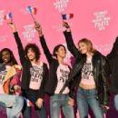 Victoria's Secret Models Depart for Paris For 2016 Victoria's Secret Fashion Show - 454 x 302