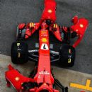 F1 Winter Testing in Barcelona - Day One - 442 x 600