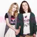 NYLON Magazine with Emma Roberts