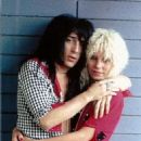 Sable Starr & Johnny Thunders - 454 x 571
