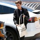 Ruby Rose – Arrives to a hair salon in West Hollywood
