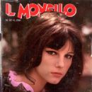 Stefania Sandrelli - Il Monello Magazine Cover [Italy] (8 August 1974)