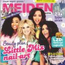 Little Mix - Meiden Magazine Cover [Netherlands] (April 2014)