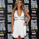 Clara Morgane - 2010 World Music Awards, 18 May 2010 - 454 x 741