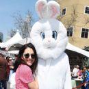 Inbar Lavi – Los Angeles Mission Easter Celebration in LA