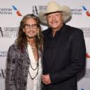 Steven Tyler attends the Songwriters Hall of Fame 49th Annual Induction and Awards Dinner at New York Marriott Marquis Hotel on June 14, 2018 in New York City - 399 x 600