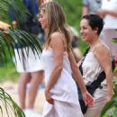 """Jennifer Aniston - On The Set Of """"Just Go With It"""" In Maui, Hawaii - May 11, 2010"""