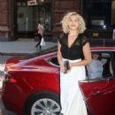 Lola Kirke, Jemima Kirke and Emma Forrest – Arriving at Spring Studios in NY - 454 x 599