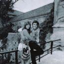 Alain Delon and Maria Schneider