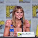 Melissa Benoist- 2019 Comic-Con International - 'Supergirl' Special Video Presentation And Q&A