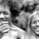 Jimi Hendrix and Joy Bang - 253 x 191